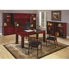 Mendocino Standard 6-Piece Desk Office Suite