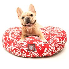 French Quarter Round Dog Pillow