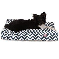 Chevron Rectangle Dog Bed