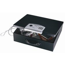 Portable Electronic Lock Laptop Safe (0.5 Cu. Ft.)