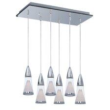 FunL 6-Light LED Pendant