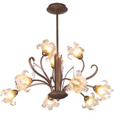 Bloom 9-Light Chandelier