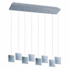 Brick 8-Light LED Pendant