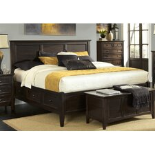 Westlake Storage Panel Customizable Bedroom Set