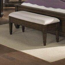 Gallatin Upholstered Storage Bench
