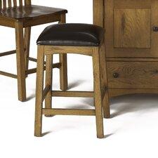 "Laurelhurst 23"" Bar Stool with Cushion (Set of 2)"