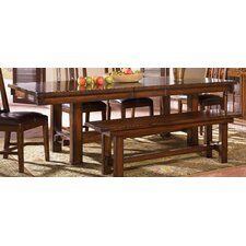 Mesa Rustica Extendable Dining Table
