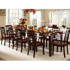 Bristol Point Extendable Dining Table