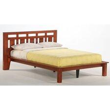 Spices Carmel Platform Bed