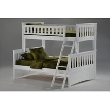 Spices Ginger Twin over Full Bunk Customizable Bedroom Set
