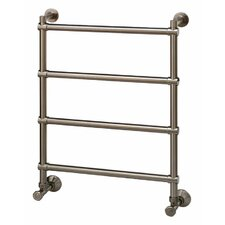 Wall Mount Towel Warmer in Polished Chrome