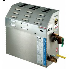 5 kW Steam Generator with Integrated Time Cutoff