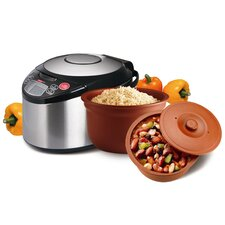 3.2-Quart Smart Organic Multicooker