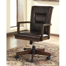 Loretto Mid Back Office Chair with Arms