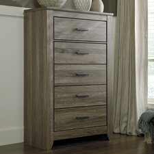 Zelen 5 Drawer Chest