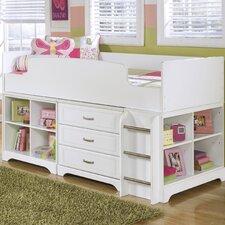 Lulu Twin Loft Customizable Bedroom Set