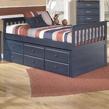 Leo Twin Slat Bed