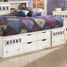 Zayley Kids Storage Customizable Bedroom Set