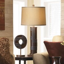 "Oriel 29.5"" H Table Lamp with Drum Shade (Set of 2)"