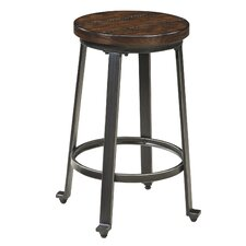 "Challiman 24"" Bar Stool"