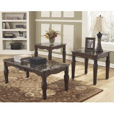Danvers 3 Piece Coffee Table Set