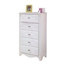 Lydia 5 Drawer Chest
