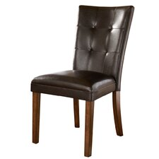 Viola Upholstered Parsons Chair (Set of 2)