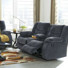 Garek Reclining Loveseat