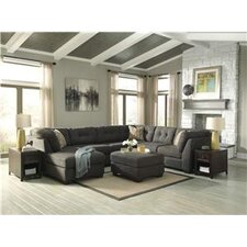 Delta City Left Sleeper Sectional