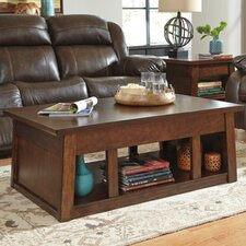Harpan Coffee Table with Lift Top