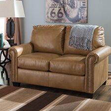 Lottie DuraBlend Twin Sleeper Sofa