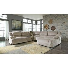 Tolette Reclining Sectional