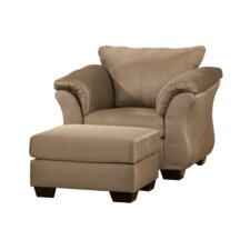 Darcy Chair in Mocha