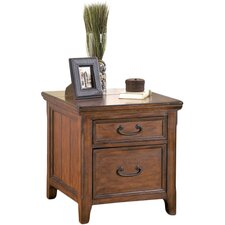 Woolwich 1 Drawer End Table