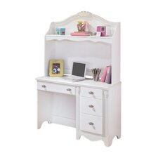 Lydia Kids Desk with Keyboard Tray