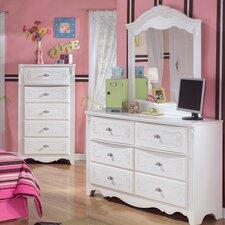 Lydia 6 Drawer Dresser