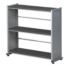 "Eastwinds 31"" H Three Shelf Shelving Unit"