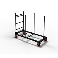 "Event Series 45.25"" x 53"" x 27.25"" Rectangular Table Cart"