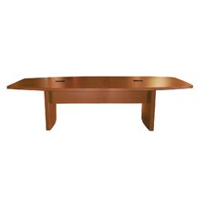 Aberdeen Series Boat Shaped Conference Table