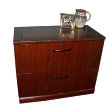 Sorrento Series 2-Drawer Lateral File