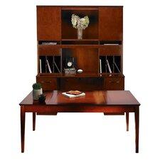 Sorrento Series 4-Piece Standard Desk Office Suite