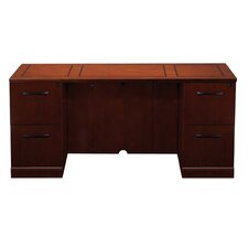 Sorrento Series Computer Desk with File