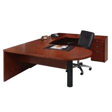 Mira Series U-Shape Executive Desk