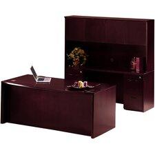 Corsica Series 3-Piece Standard Desk Office Suite