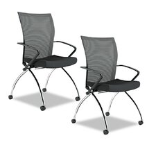 Valoré Training Series High-Back Mesh Task Chair (Set of 2)