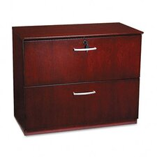 Corsica Series 2-Drawer Lateral File