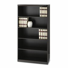 "Aberdeen Series Laminate 70.9"" Standard Bookcase"