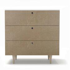 Ulm 3 Drawer Dresser