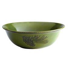 Southern Pine Serving Bowl