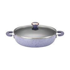 "Signature 12"" Nonstick Frying Pan with Lid"